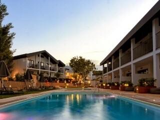 Zakintos, Tsilivi, Hotel Aqua Bay