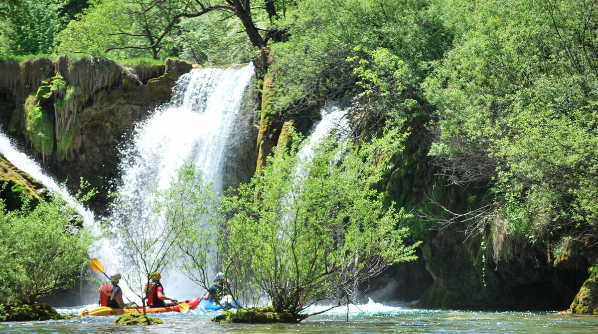Hotel Degenija, okolica, Mrežnica canyon Canoe Safari
