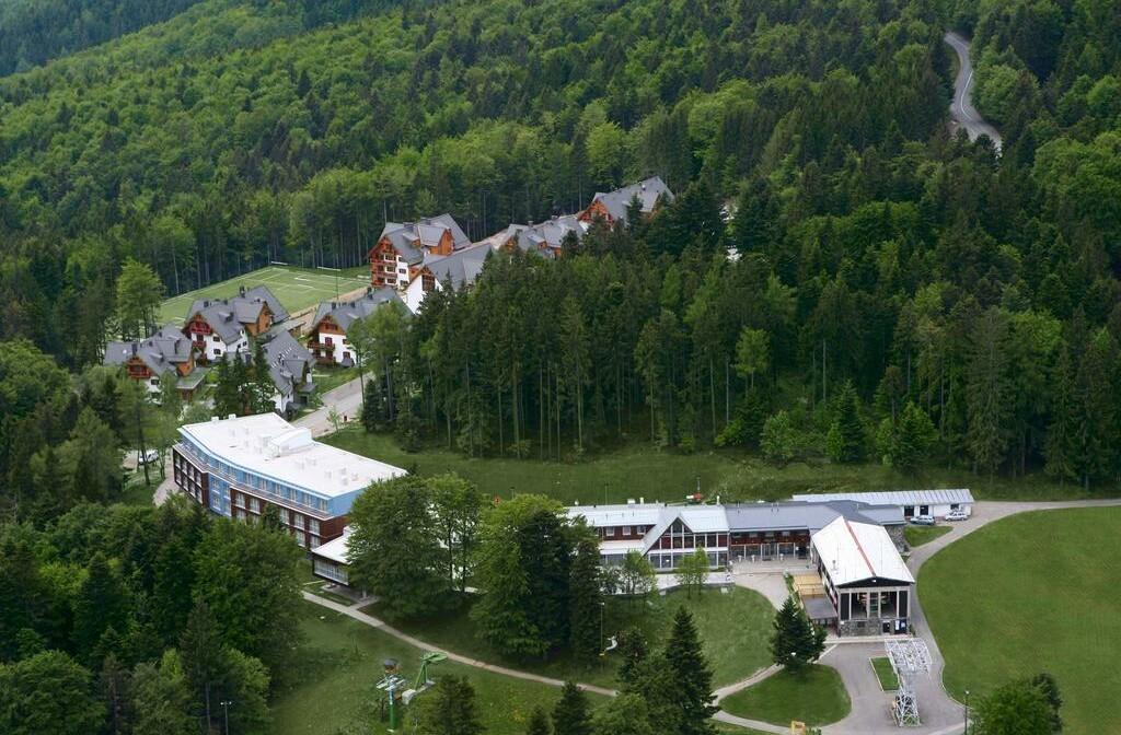 wellnes slovenija, Terme Maribor Bellevue