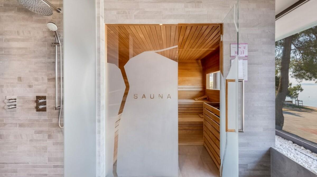 Hotel Pinija, sauna