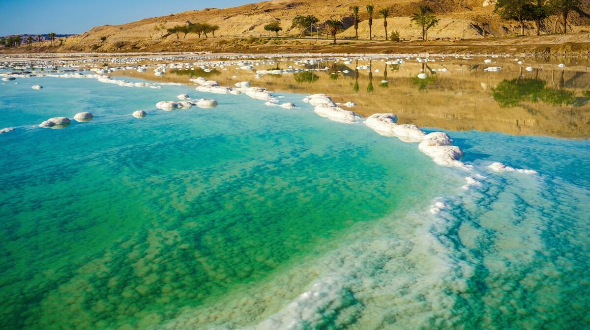 Mrtvo more, grude soli na Mrtvom moru, putovanje u Jordan i Izrael, grupni polasci