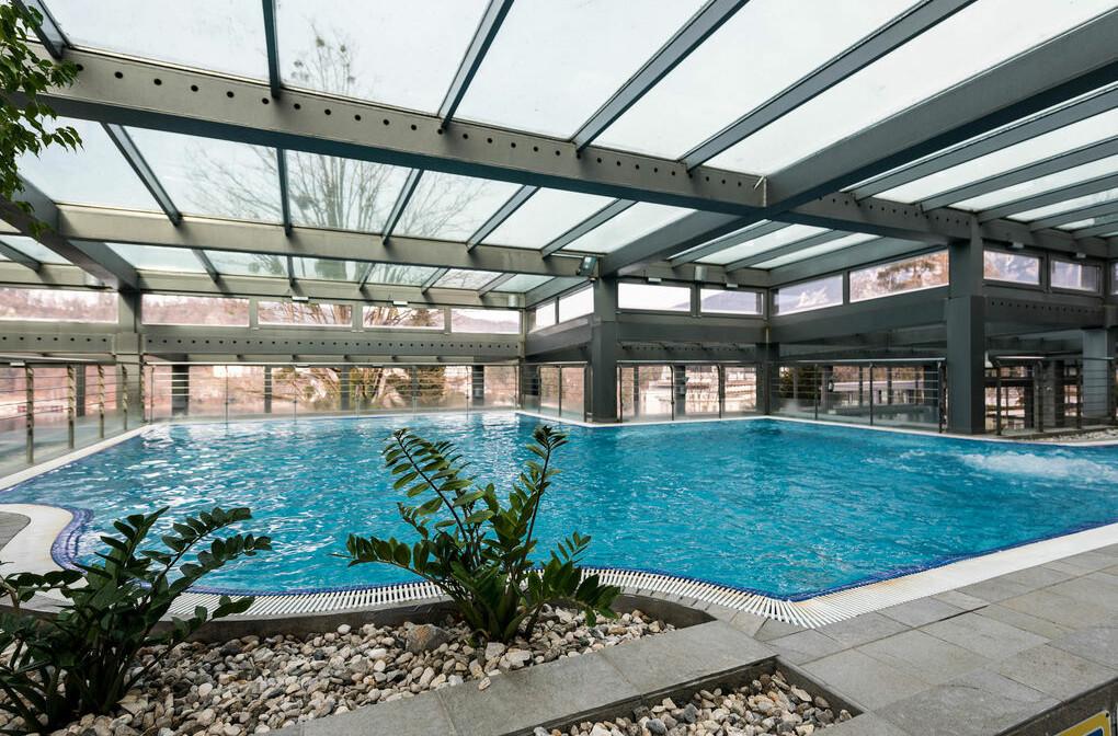 Skijanje i wellness u Sloveniji, Bled, Hotel Rikli Balance Hotel, bazen druga