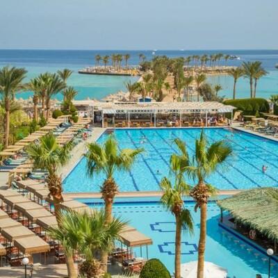 Hurghada mondo travel, Arabia Azur Resort, bazen