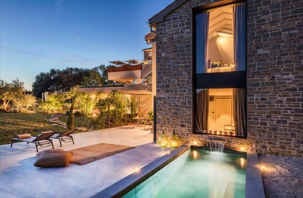 San Canzian villa, odmor u Istri, mondo premium, vikend putovanja, San Canzzian Village