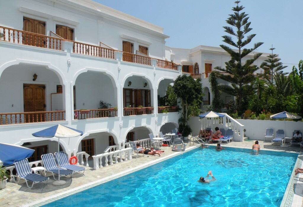 Santorini Hotel Armonia, bazen