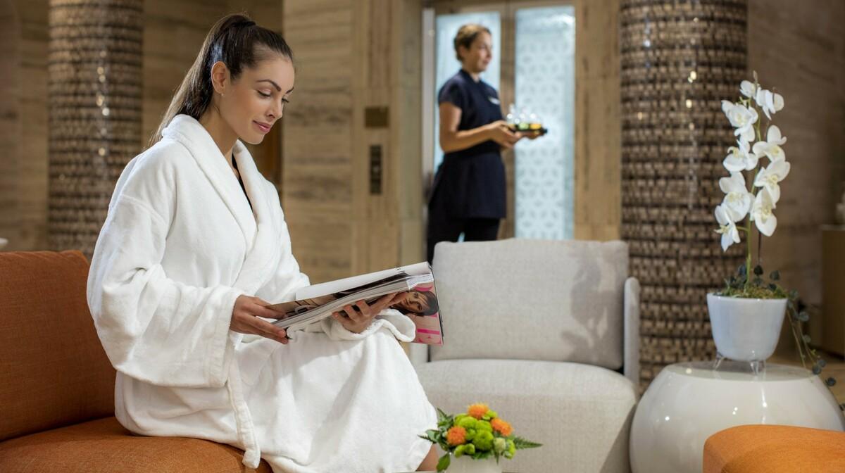 Wellness centar u Boutique hotelu Alhambra.