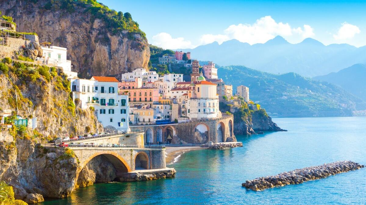 obala Amalfi