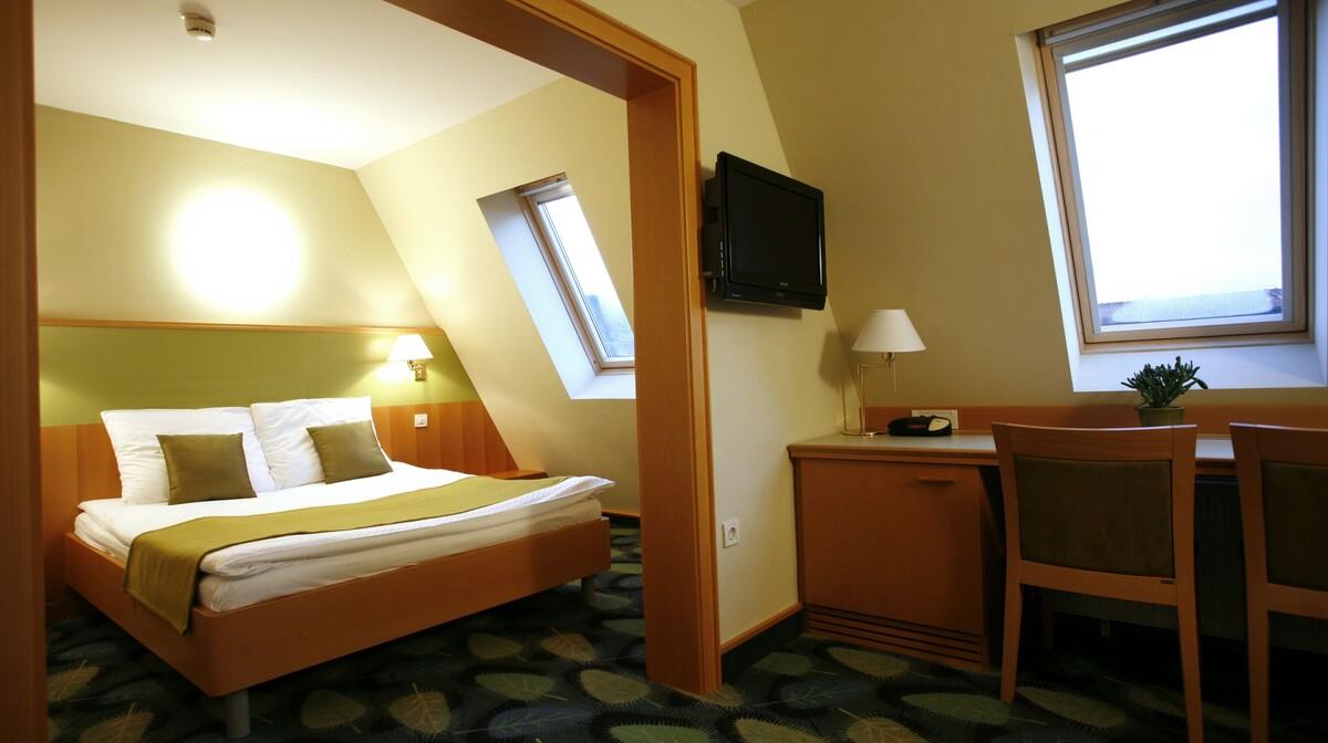Terme Dolenjske Toplice, Hotel Kristal, soba