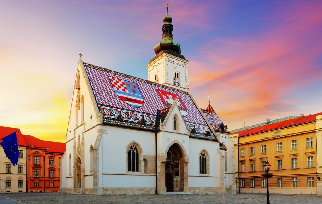 Zagreb, Sv. Marko
