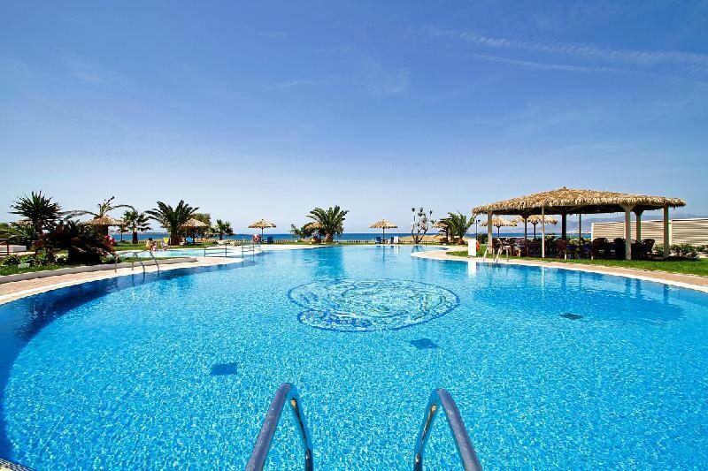Naxos, Plaka, Hotel Plaza Beach