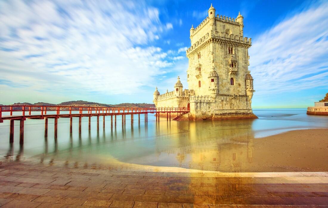 Belem bijela kula, putovanje Lisabon i mala portugalska tura