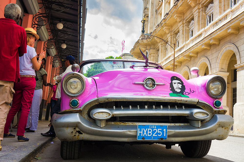 Kuba - El FLoridita in Havana