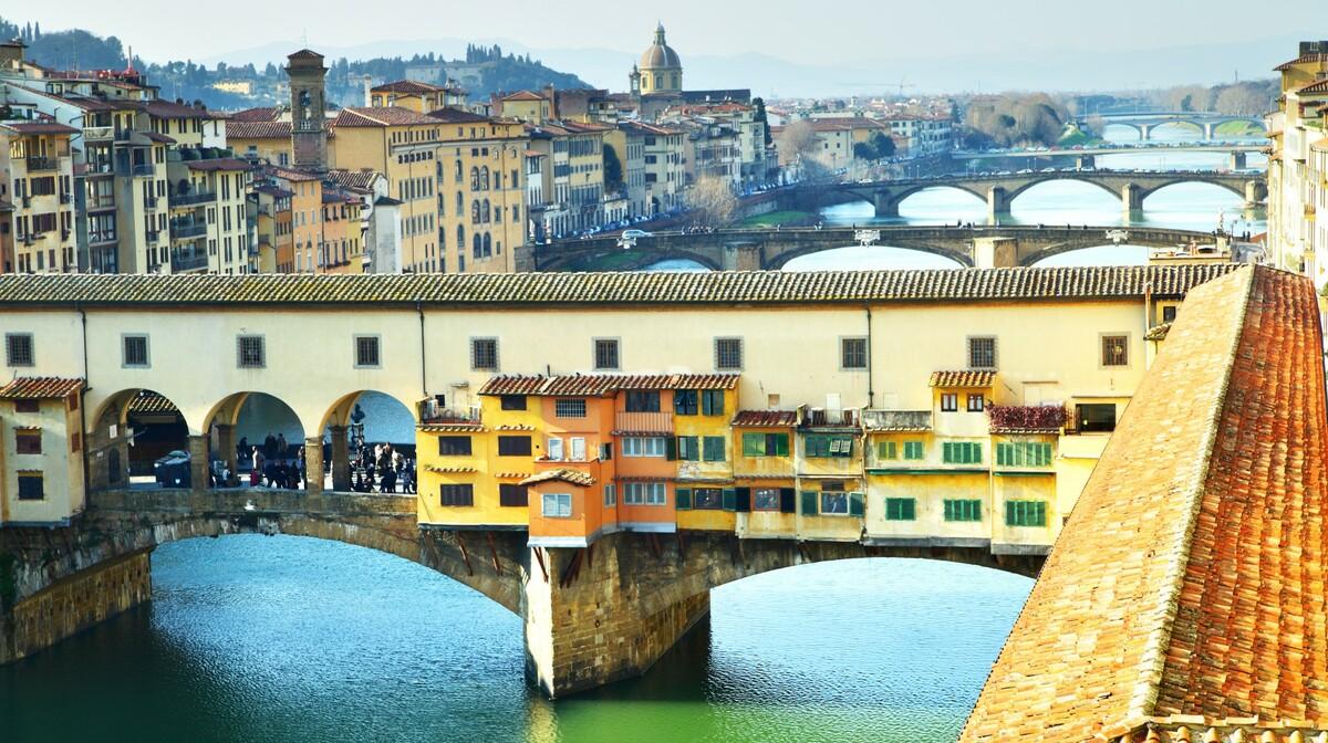 Ponte Vecchio - Firenza