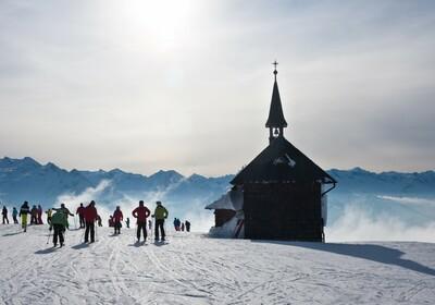 Austrija - skijanje, Zell am See