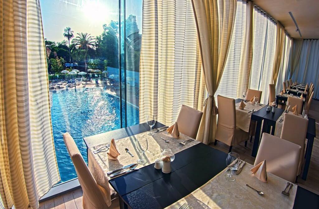 Dubrovnik, Grand Hotel Park, restoran