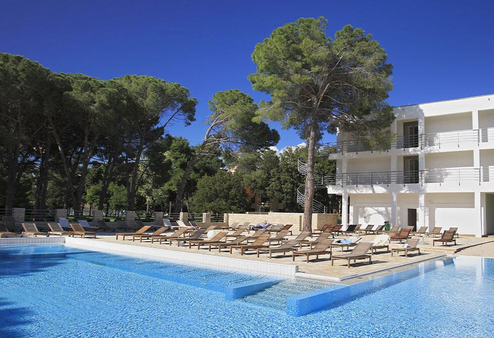 Zadar, Falkensteiner hotel Adriana