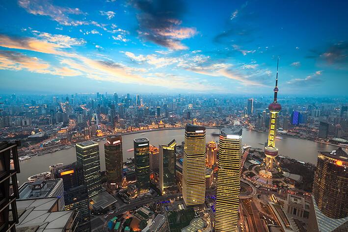 Kina - Shanghai, putovanje Kina, mondo travel, grupni polasci, Shanghai tower