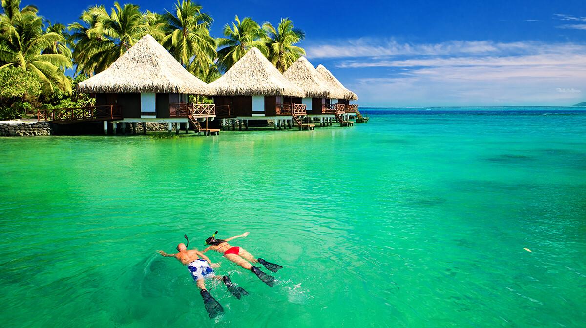 Maldivi - odmor