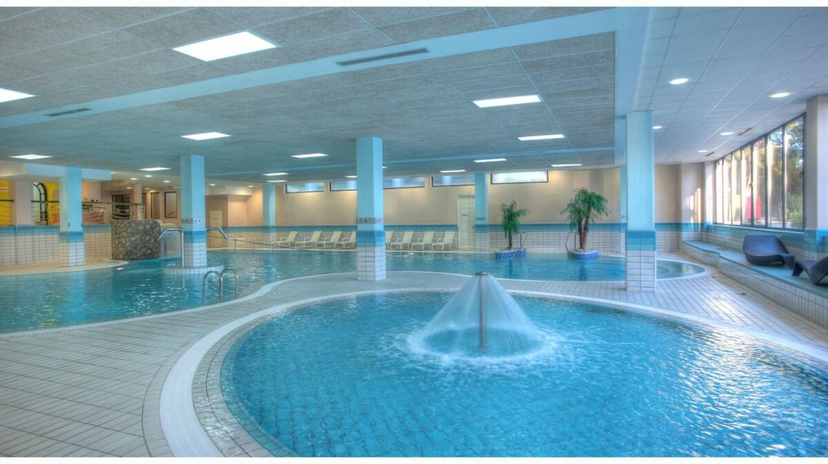 Hotel Pinija, unutarnji bazen
