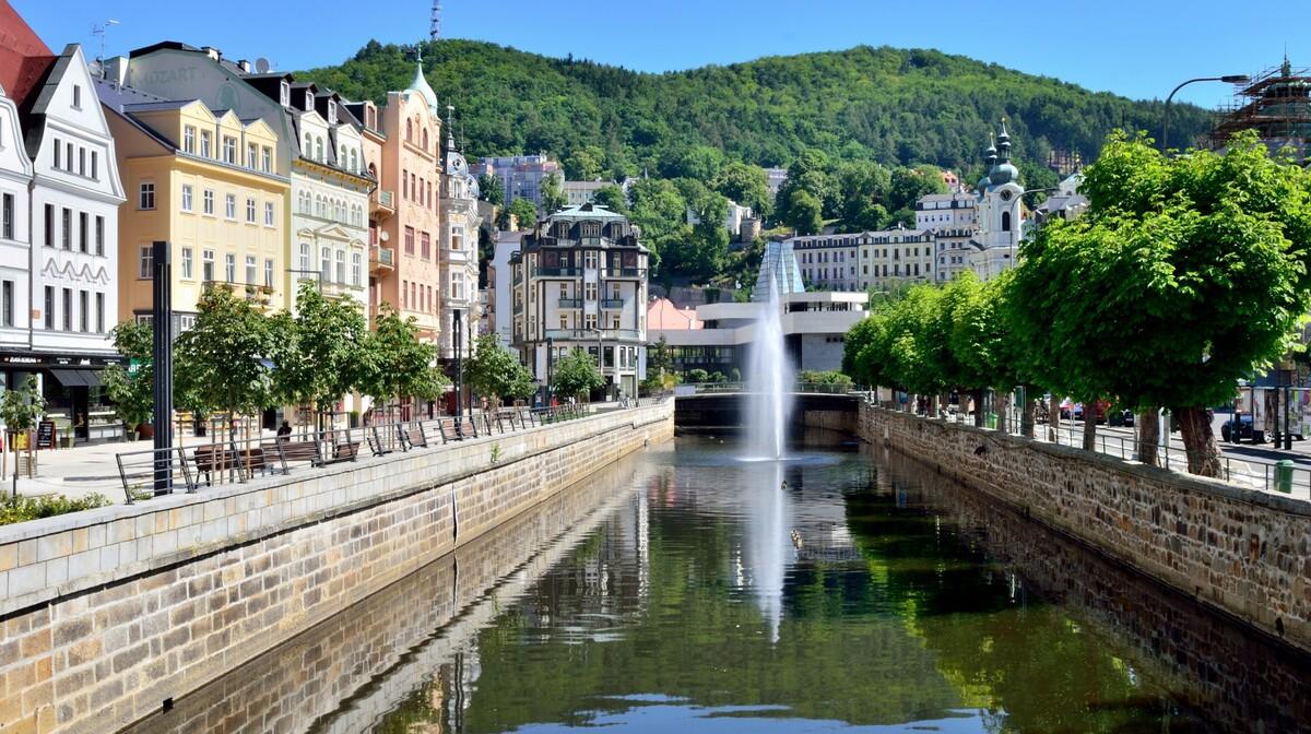 Karlovy Vary, putovanje u Prag, češka, garantirani polasci