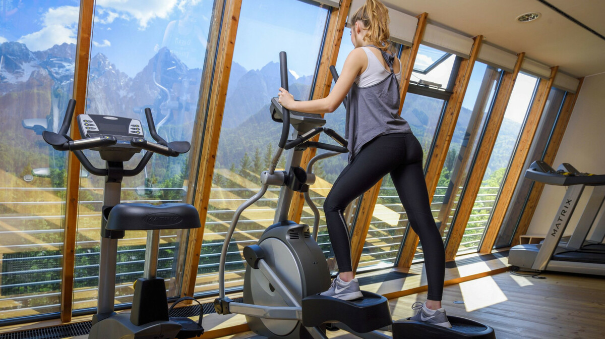 Hotel Špik, fitness