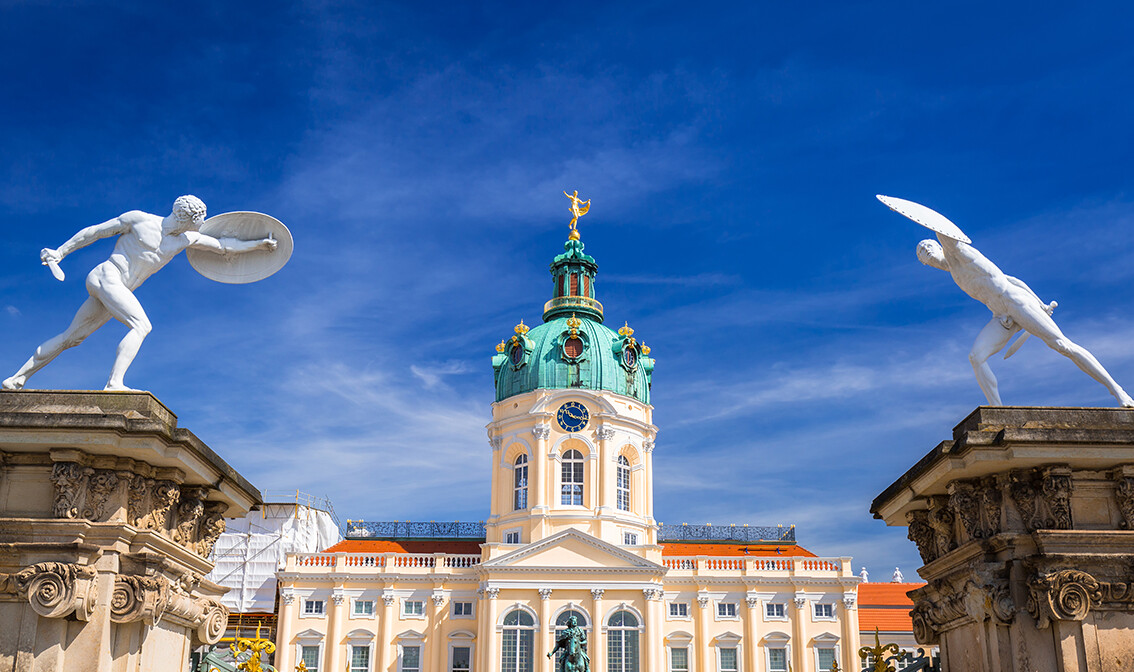 Berlin, palača Charlottenburg, garantirani polasci, vođene ture, putovanja sa pratiteljem