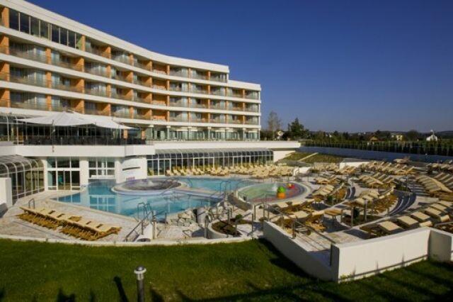 Moravske toplice, Hotel Livada Prestige