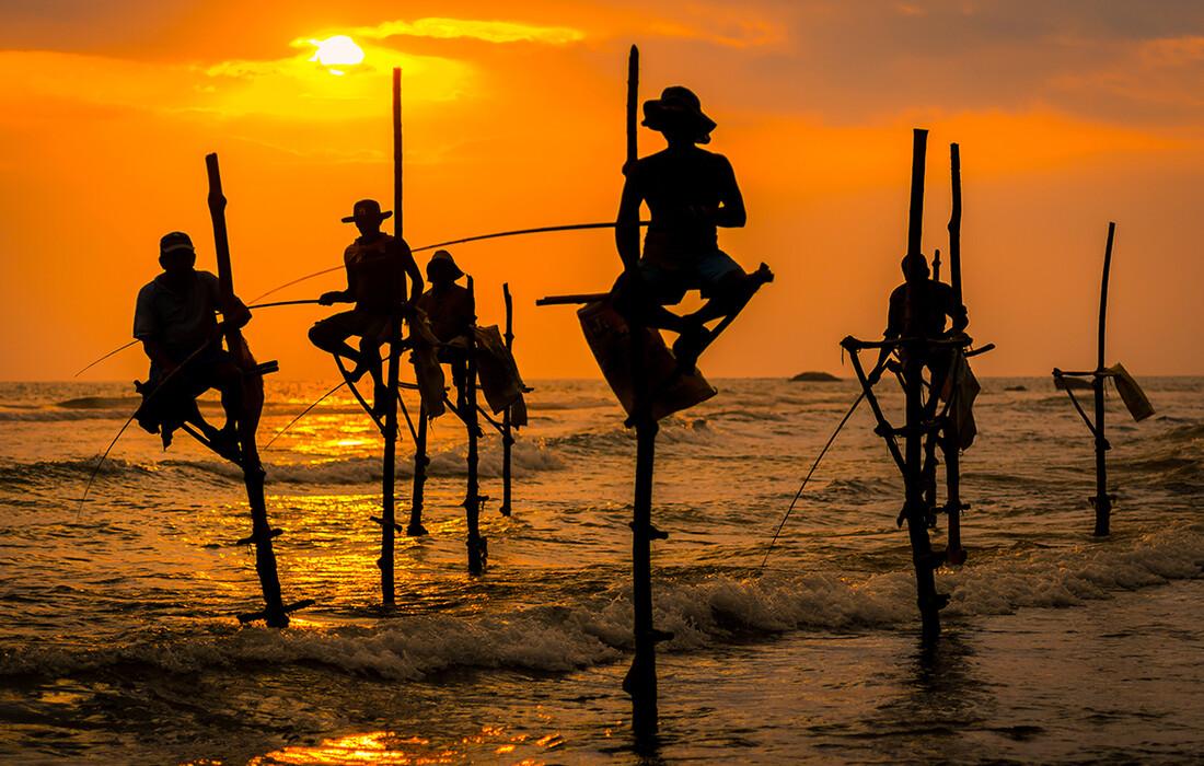 ribari na Šri Lanci, putovanja zrakoplovom, Mondo travel, daleka putovanja, garantirani polazak