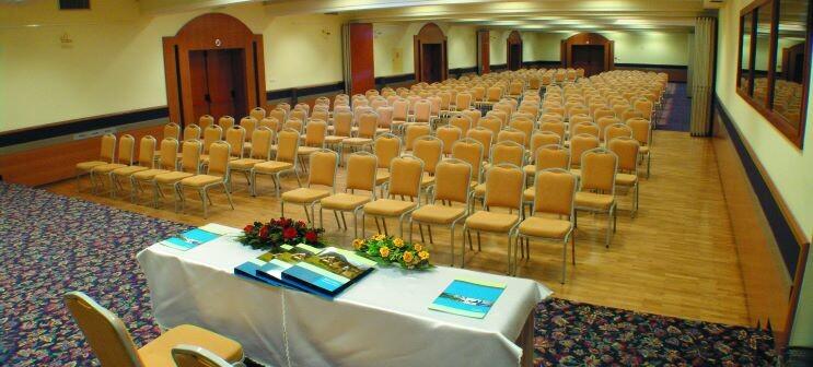 Slovenija, Skijanje i wellness u Sloveniji, Kranjska Gora, Hotel Kompas, dvorana za sastanke