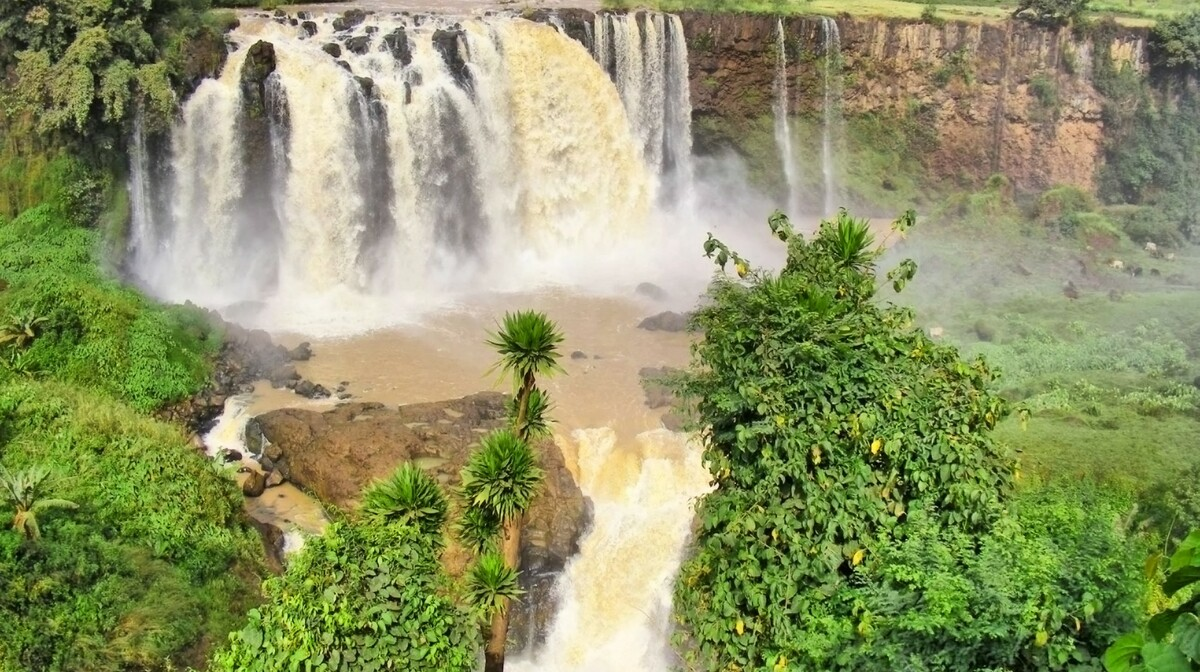 Etiopija, Tis Isat ili Slapovi Plavog Nila, grupno putovanje, garantirani polasci