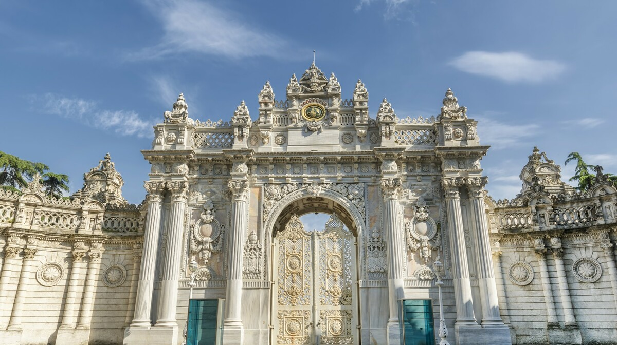 Istanbul - Dolmabahce