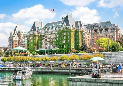 Kanada, Victoria, luka, grupni polasci, vođene ture, garantirani polasci