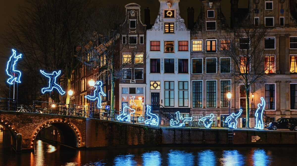 Amsterdam - festival svijetlosti
