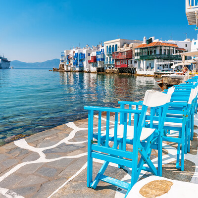 Mikonos, putovanja zrakoplovom, Mondo travel, europska putovanja, garantirani polazak