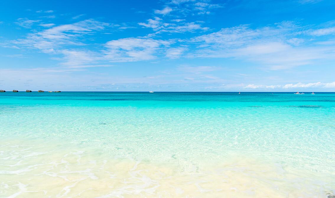 Bahami, plaža