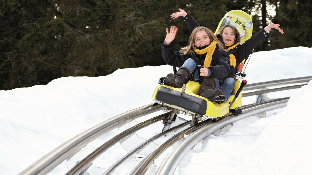 rogla skijanje, slovenija zima