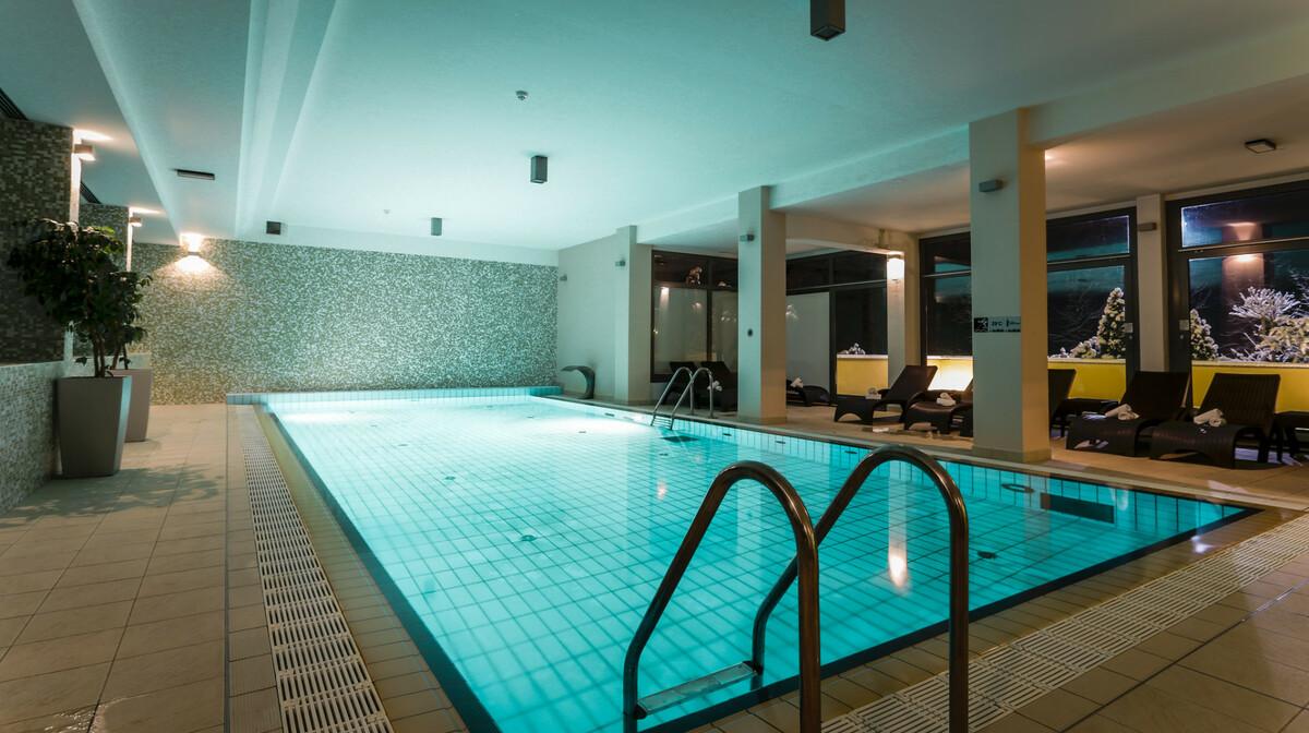 Hotel Trakošćan, bazen.2
