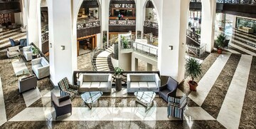 last minute Egipat, Hurghada, Hotel Jasmine Palace, predvorje hotela