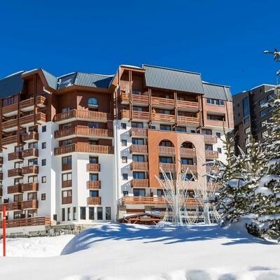 Skijanje u Francuskoj, Val Thorens, Residence L'Altineige