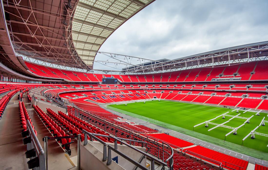 Stadion Wembley u Londonu, nogometno prvenstvo, London EURO UEFA