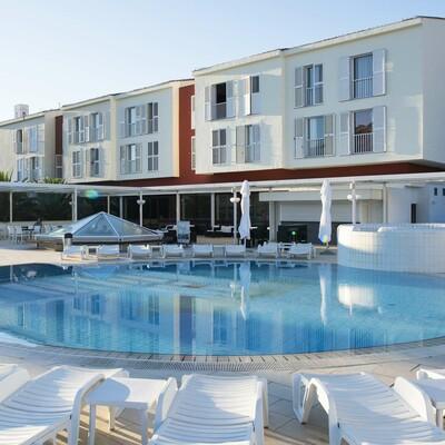 Korčula, Hotel Marco Polo