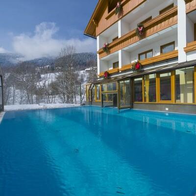 Bad Kleinkirchheim, hotel Almrausch, skijanje i spa, mondo