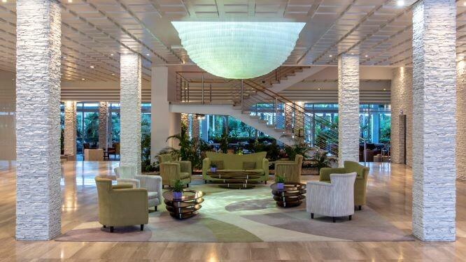 Solaris, Hotel Ivan, lobby