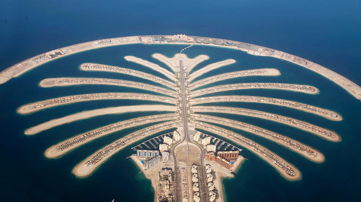 Jumeirah Palm, putovanje u Dubai, Emirati, grupni polasci, daleka putovanja