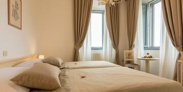 Wellness u Hrvatskoj, Motovun, Hotel Kaštel, soba, odmor za dvoje.