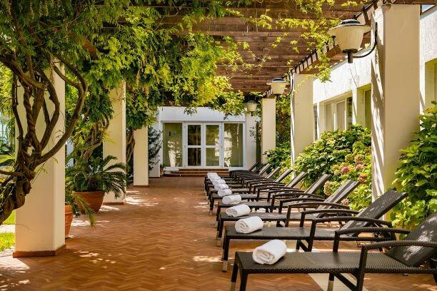 Solaris, Hotel Ivana, relax zone