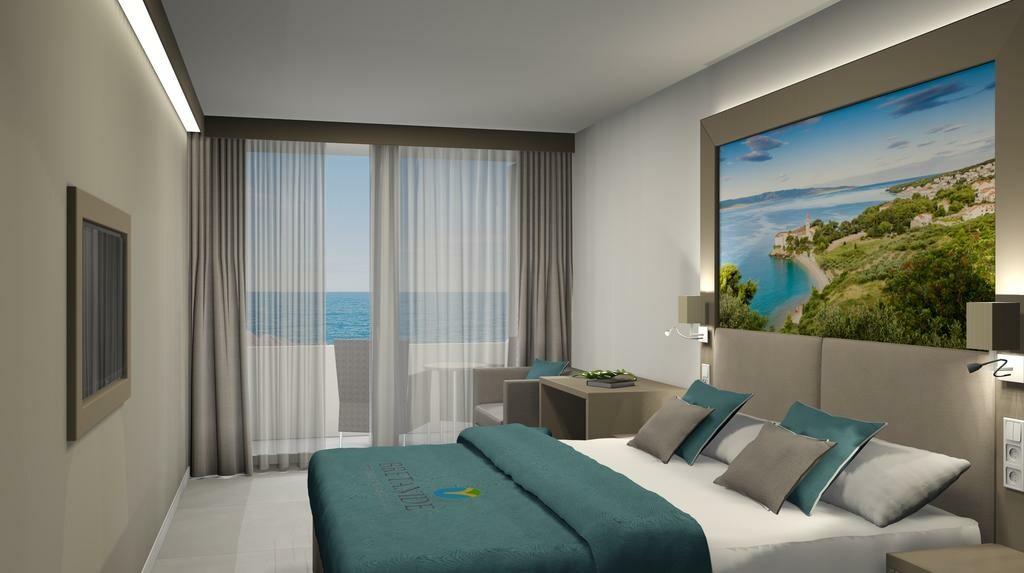 Otok Brač, Bol, Bretanide Sport & Wellness Resort, soba u hotelu
