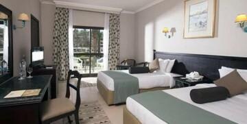 Hurghada, Hotel ZYA Regina Resort & Aquapark, primjer sobe