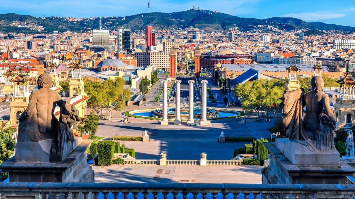 Barcelona - centar