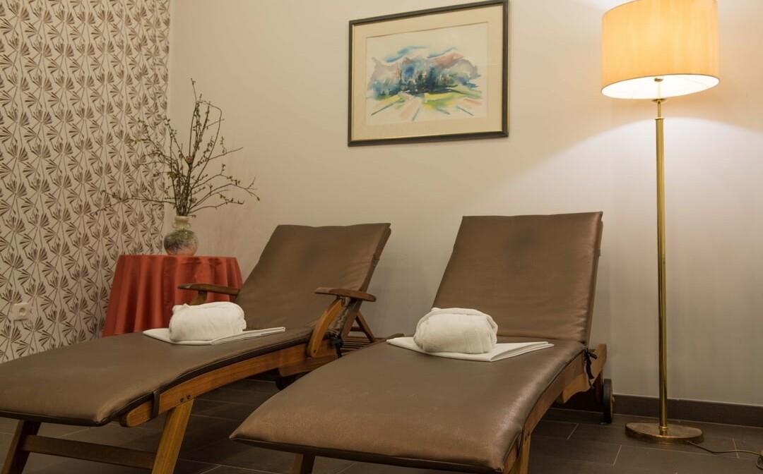 Skijanje i wellness u Sloveniji, Bled, Hotel Ribno, relax soba